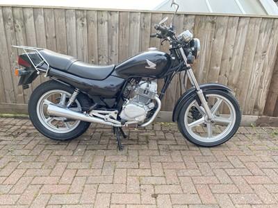 Lot 1993 Honda CB250