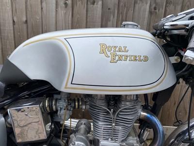 Lot 2008 Royal Enfield Bullet Sportsman