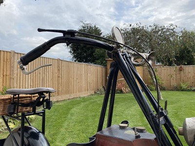 Lot 1921 Kenilworth Motorcyclette