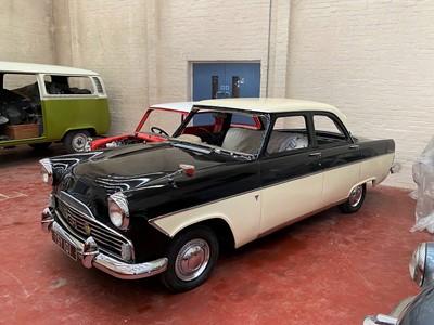 Lot 1961 Ford Zodiac MKII Saloon