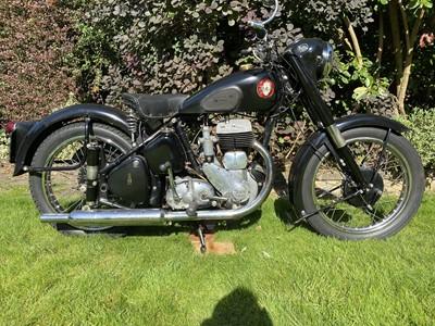 Lot 1954 BSA M21