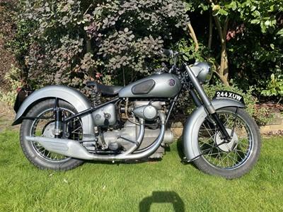 Lot 1957 Sunbeam S8