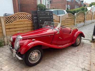 Lot 1954 MG TF 1250