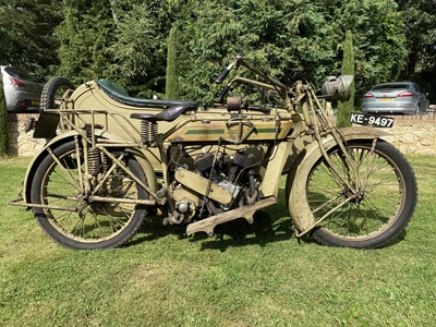 Lot 1922 Matchless Model H
