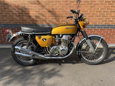 Lot 1970 Honda CB750 K0