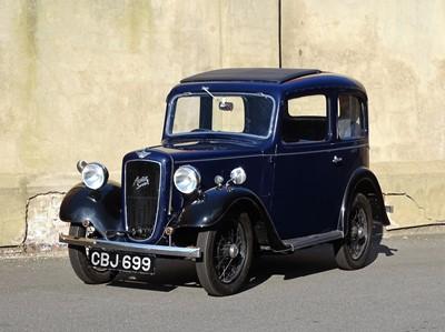 Lot 7 - 1937 Austin Seven Ruby