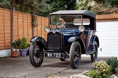 Lot 16 - 1928 Austin Seven 'Chummy' Tourer