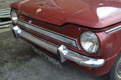 Lot 1970 Hillman Imp Californian