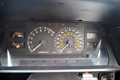 Lot 1986 Toyota MR2