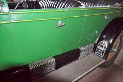 Lot 1928 Chevrolet National Tourer