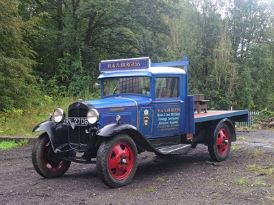Lot 12 - 1932 Ford AA Truck