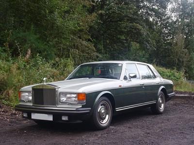 Lot 18 - 1981 Rolls-Royce Silver Spirit