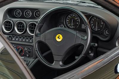 Lot 1998 Ferrari 550 Maranello (Manual)