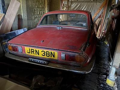 Lot 1975 Triumph Spitfire 1500