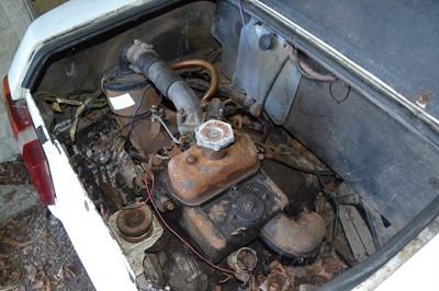 Lot c.1980's Fiat MCA Spyder