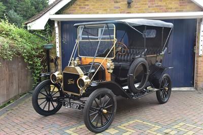 Lot 1912 Ford Model T Tourer