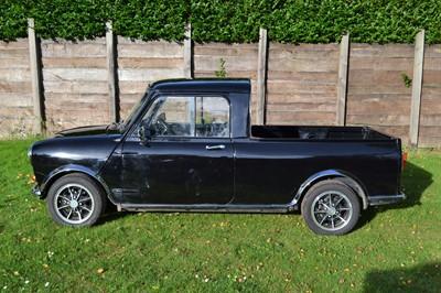 Lot 1977 Leyland Mini Pick-Up