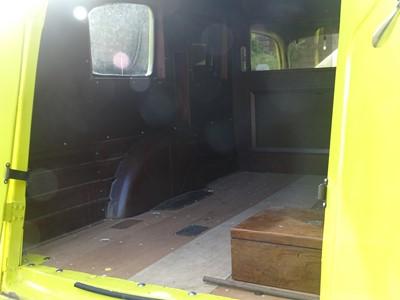 Lot 1939 Ford 91C V8 Ambulance