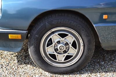 Lot 1989 Alfa Romeo Spider 2.0 S3