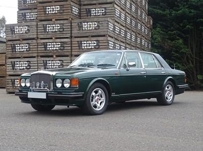 Lot 1989 Bentley Turbo R LWB
