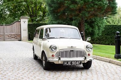 Lot 1967 Morris Mini Traveller