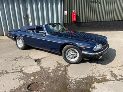 Lot 1990 Jaguar XJS