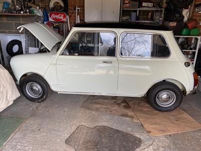 Lot 1968 Morris Mini MKII Cooper