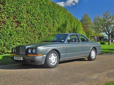 Lot 1993 Bentley Continental R