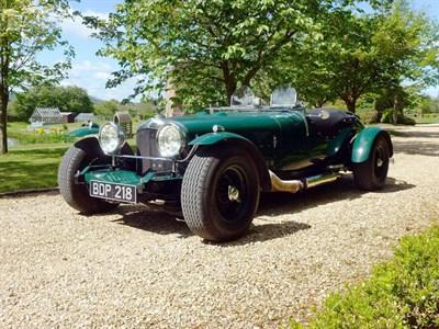 Lot 39-1950/74 Bentley MK VI Special