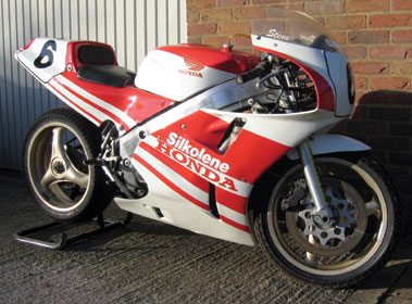 Lot 16-1989 Honda RC30