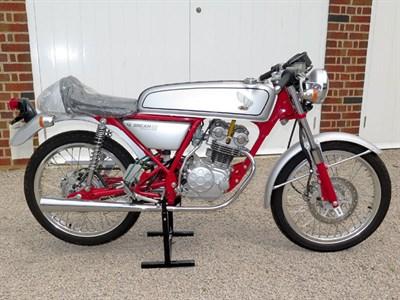 Lot 50-1997 Honda Dream 50