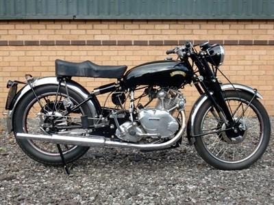 Lot 15 - 1952 Vincent Comet Series C