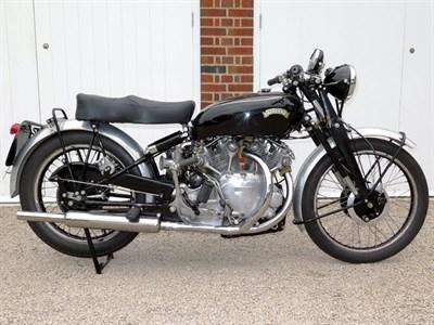 Lot 68-1954 Vincent Rapide Series C