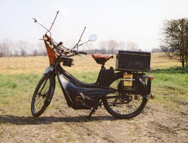 Lot 1-1965 Mobylette 49cc