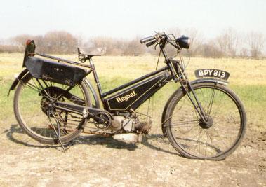 Lot 14-Raynal Autocycle