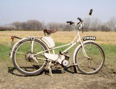 Lot 15-1959 Mobylette 49cc