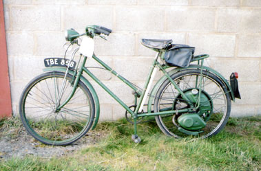 Lot 25-Phillips Cyclemaster