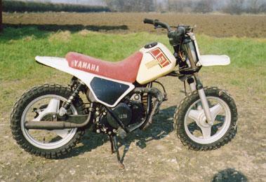 Lot 33-Yamaha Childs Motorcycle