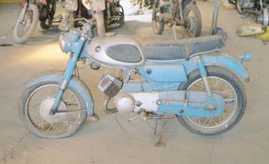 Lot 44-Yamaha Lightweight