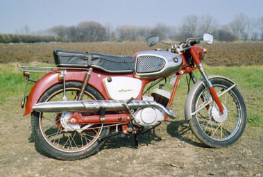 Lot 57-1966 Suzuki K11