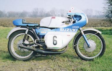 Lot 61-Suzuki T20 Super Six Racer