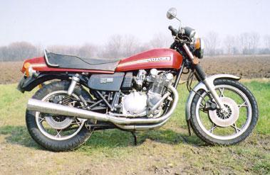 Lot 63-1978 Suzuki GS1000EC