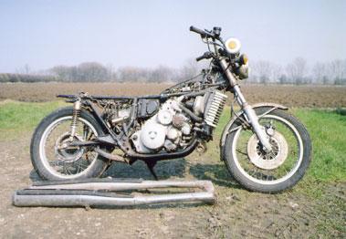 Lot 66-Suzuki RE5