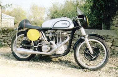 Lot 95-1954 Norton Racing Special