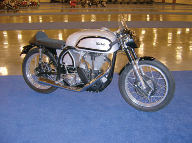 Lot 76-1954 Norton Manx 30M