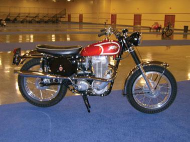 Lot 85-1968 Matchless G80CS