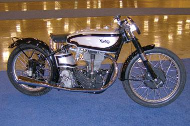 Lot 89-1949 Norton Manx 30M