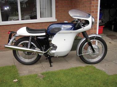 Lot 81-1970 Triumph T120 Bonneville