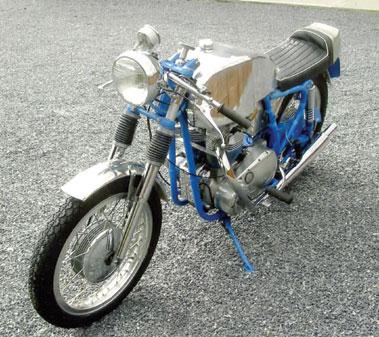 Lot 86-1961 BSA A10 Golden Flash