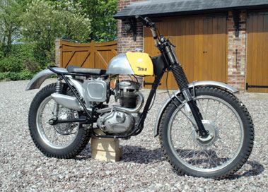 Lot 3-BSA B40 Trials